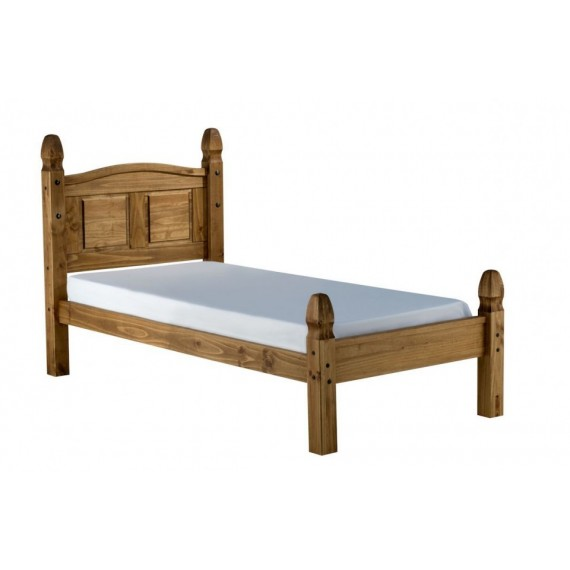 """Corona 3'0"""" Low Foot End Bed Frame"""