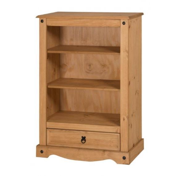 Corona 1 Drawer Bookcase