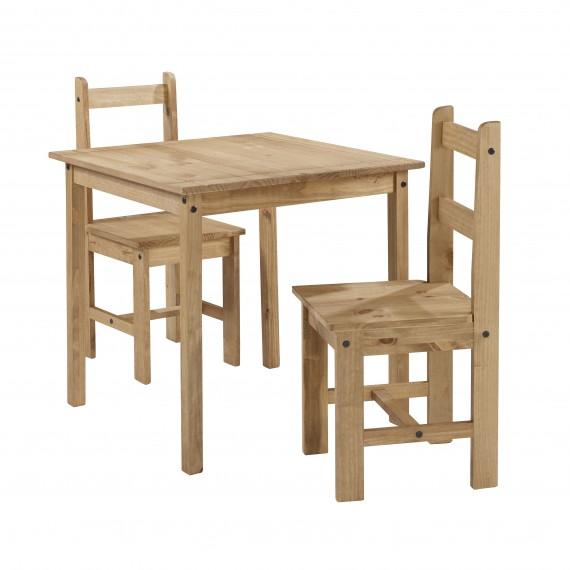 Corona Rio Dining Table & 2 Chairs