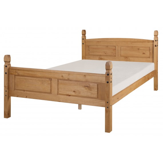 """Corona 5'0"""" High Foot End Bed Frame"""