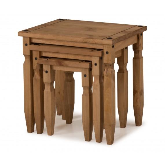 Corona Piccolo Nest of Tables