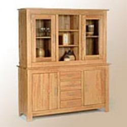Dressers and Wall Units